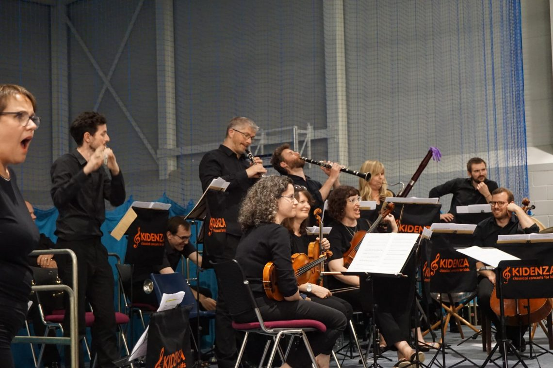 Kidenza | Classical Concerts for Kids and Schools